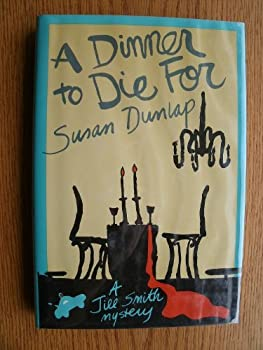 Hardcover A Dinner to Die For Book