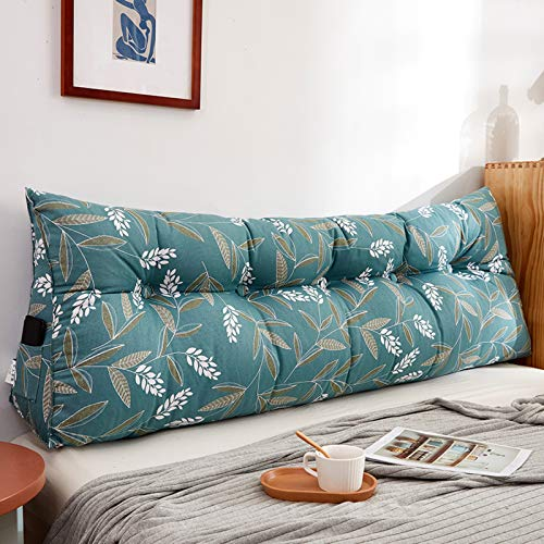 Tatami Weich Ruhepause Lesen Keil Kissen Dreieckigen Bett Rückenlehne Bolster Sofa Werfen Couch Kissen Rückenkissen Gepolstert Kopfteil Taille Pad-E 150 * 25 * 50cm