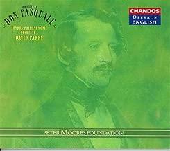 Don Pasquale (sung in English): Act II: Quartet: You idiots, let me through here (Ernesto, Norina, Malatesta, Don Pasquale)