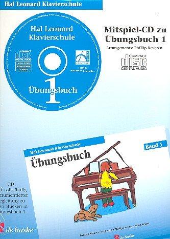Hal Leonard Klavierschule-Bd.1: Mitspiel-CD