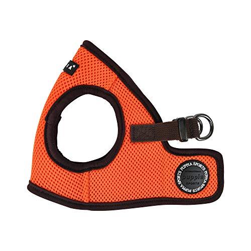 Puppia Soft Vest Harness B II - Orange - XXL