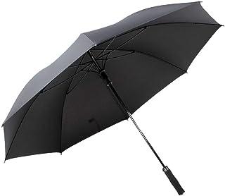 防風シェードアンチUVは、傘の表面のシンプルなフルオートの大規模なクリエイティブデザインを増やす ZHANGAIZHEN (色 : ブラック)