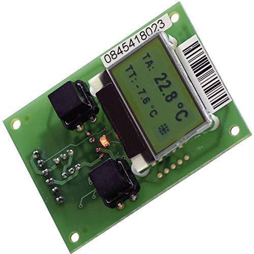 QuickCool QC-PC-D Display für Peltier-Controller (L x B x H) 50 x 68 x 24 mm