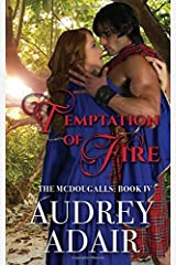 Temptation of Fire (The McDougalls) Paperback
