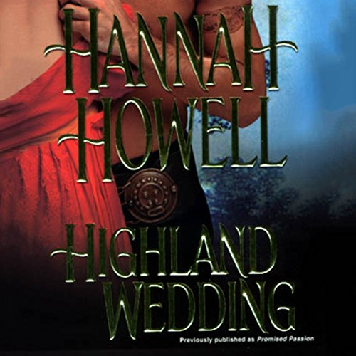 Highland Wedding audiobook cover art