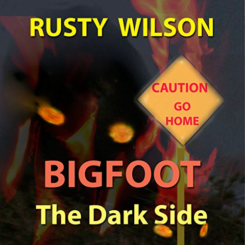 Bigfoot: The Dark Side cover art