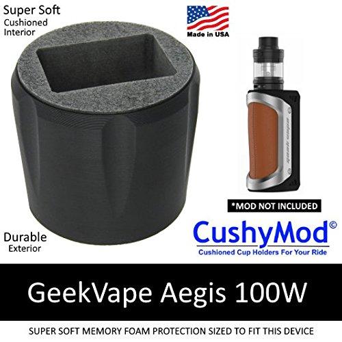 GeekVape Aegis 100W CUP HOLDER CushyMod Cover Wrap Skin Sleeve Case
