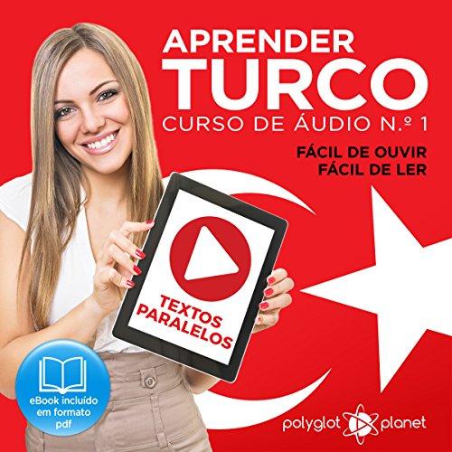 Aprender Turco - Curso de Áudio de Turco, No. 1 cover art