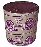 Sambazon Organic Acai Berry Sorbet, 3 Gallon Scoopable Tub -- 1 each.