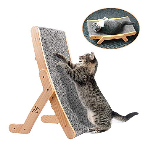 LeYoMiao Cat Scratch Board Cat Bedding