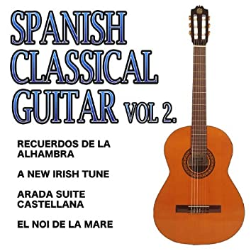 Spanish Classical Guitar Vol.2