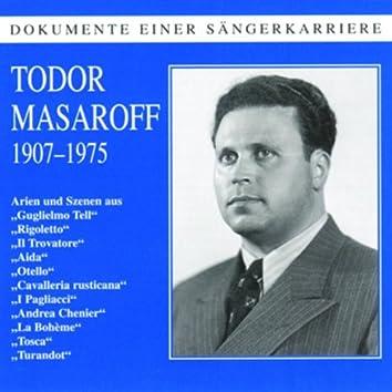 Dokumente einer Sängerkarriere - Todor Masaroff