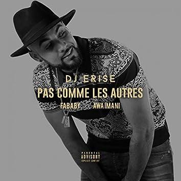 Pas comme les autres (feat. Fababy, Awa Imani)