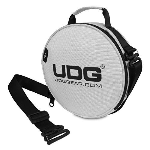 UDG U9950Wt - Bolsa para auriculares, blanco