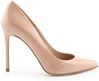 SERGIO LEVANTESI Luxury Fashion Womens MYSSNUDE Pink Pumps | Season Permanent