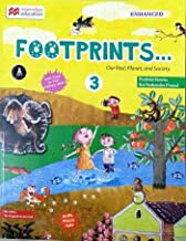 Macmillan Footprints Our Past, Planet, and Society Class 3 (Enhanced Edition 2020)