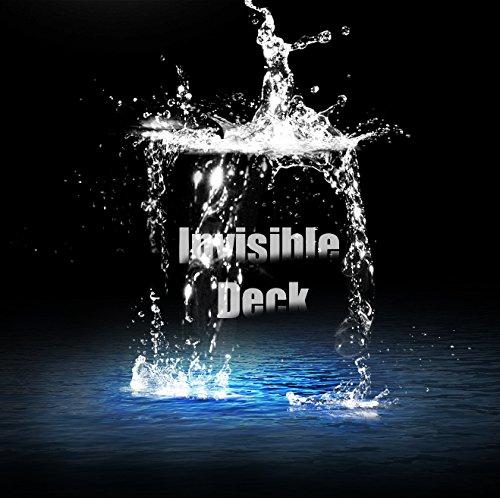 ProTriXX Bicycle Invisible Blue Deck, Das unsichtbare Kartenspiel mit blauen Rückseiten, Zaubertrick mit Anleitung in DEUTSCH von Its Magic Zaubershop, Spielkarten für Zauberkasten, Zaubertricks