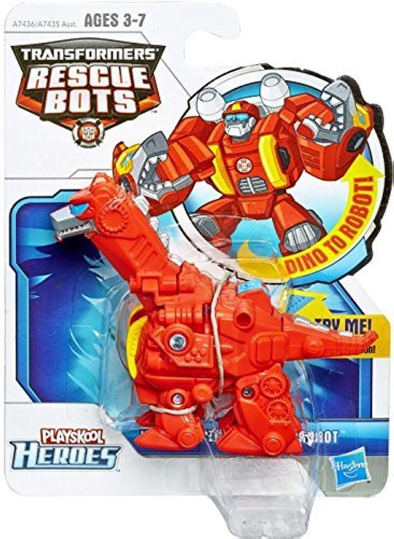 Transformers Rescue Bots Mini Dino  Heatwave the Dino Rescue Bot
