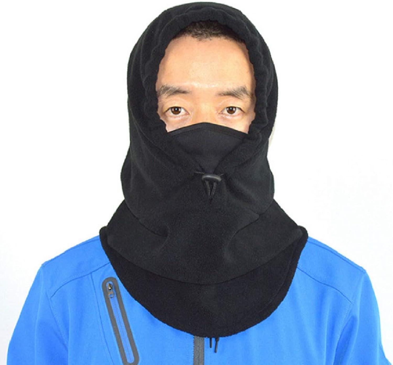 Ski Mask Women Men Balaclava Fleece Hood Winter Face Warmer Neck Warmer for Snowboarding Cycling Jogging