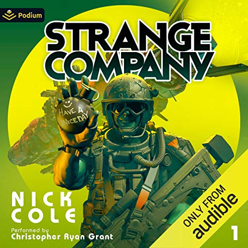 Strange Company Audiobook By Nick Cole cover art