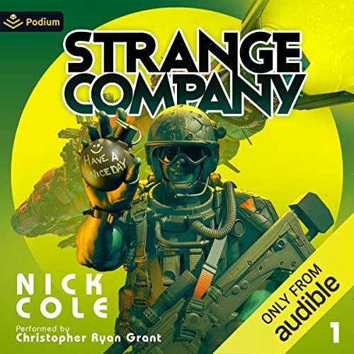 Couverture de Strange Company