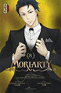 Moriarty the Patriot Edition simple Tome 8