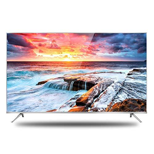 HOUSEHOLD Smart Internet TV, LED HD LCD TV, 4K Ultra-Thin Flat Screen Smart WiFi TV, con conexión USB