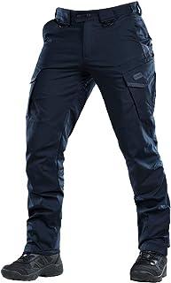 Aggressor Flex - Pantalones tácticos para hombre de algodón con bolsillos de carga