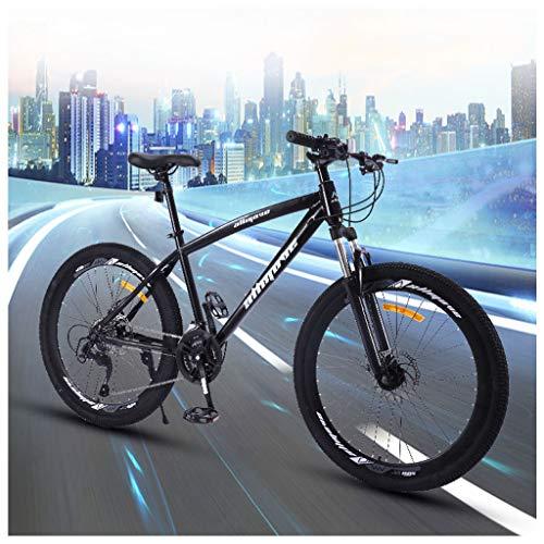 CDBK Mountainbike Männliche Geschwindigkeit Geländefahrraddoppel Stoßabsorbierenden Laufen 30-Gang Einstellbar Fahrrad 26 Zoll × 17 Zoll