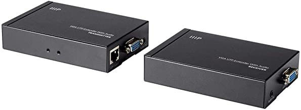 Best vga audio utp extender Reviews