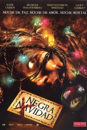 Negra Navidad (Black Christmas) [DVD]