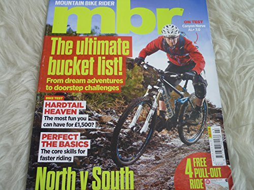 MBR Mountain bike rider magazine march 2013