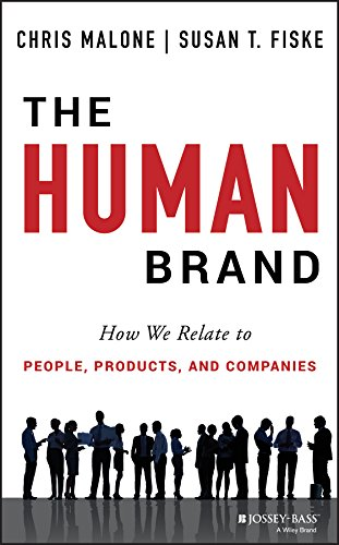 The Human Brand: How We Relate to People, Products, and Companies (English Edition)