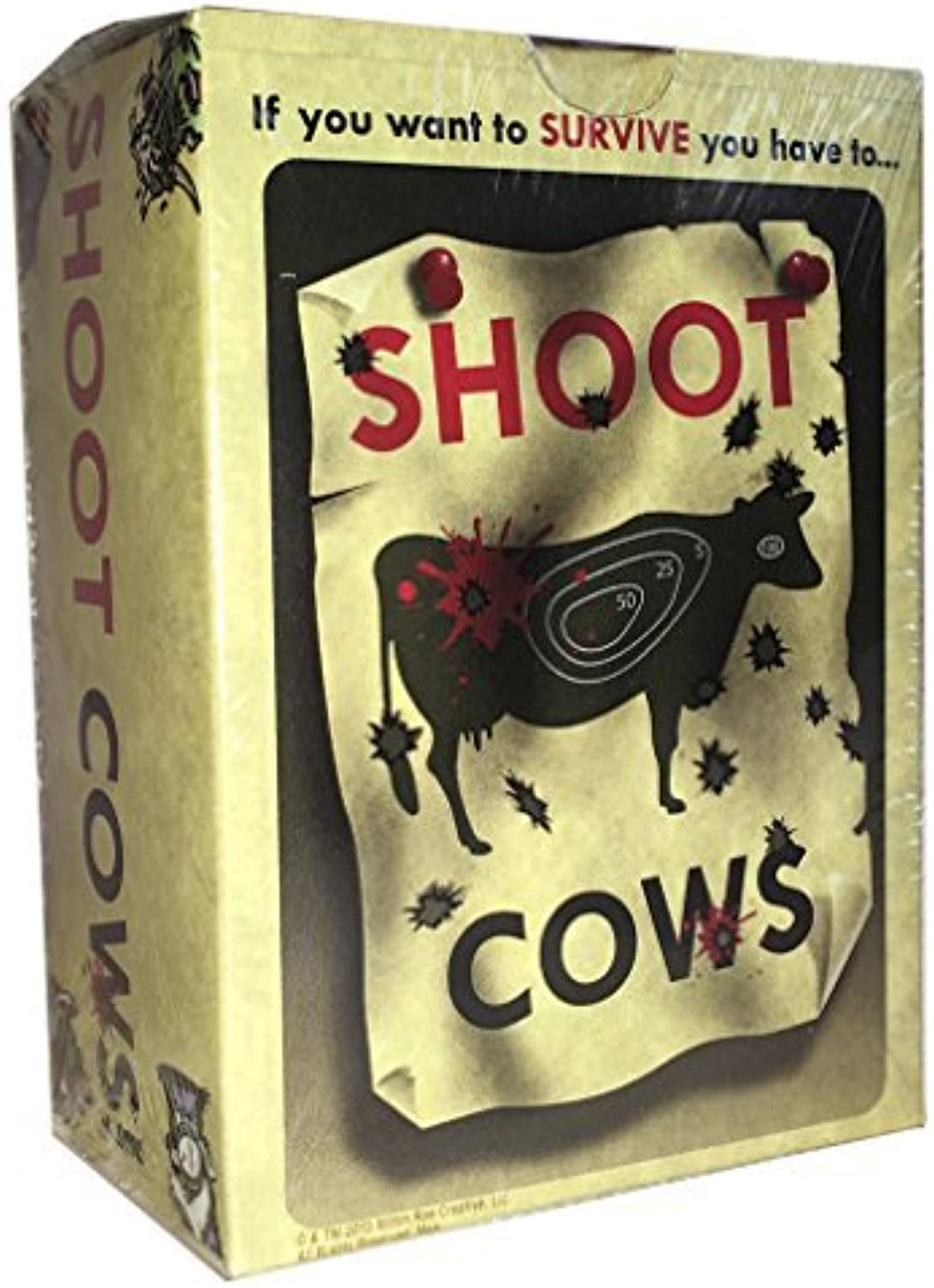 SHOOT COWS by Milton Industries