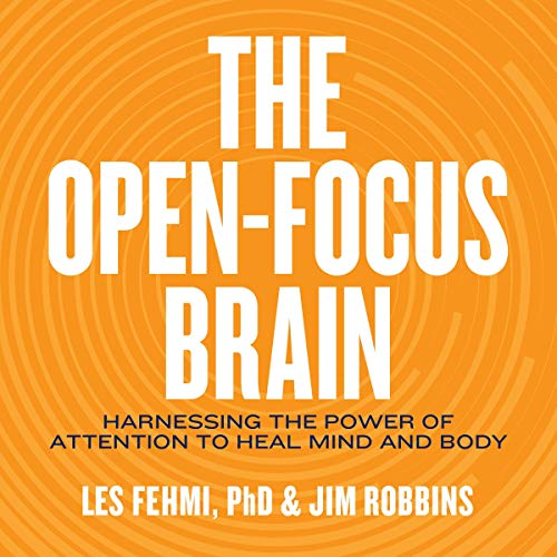 The Open-Focus Brain audiobook cover art