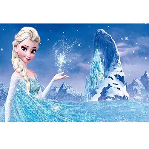 diamond painting riverdale Frozen DIY 5D Square Diamond Painting Weihnachten Eisha