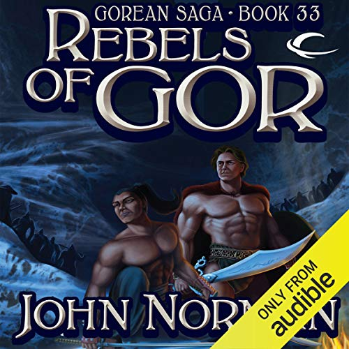 Rebels of Gor cover art