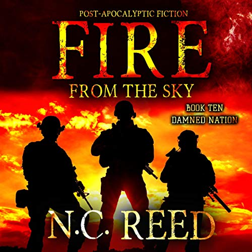 Damned Nation Audiobook By N.C. Reed cover art