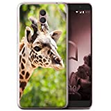 Stuff4 Phone Case for Alcatel 1X 2019 Wildlife Animals