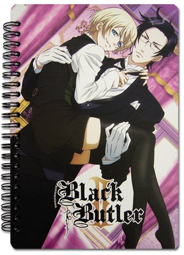 Great Eastern Entertainment Black Butler 2 Group Laptop