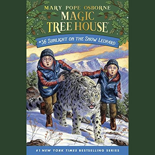 Sunlight on the Snow Leopard (Magic Tree House (R))