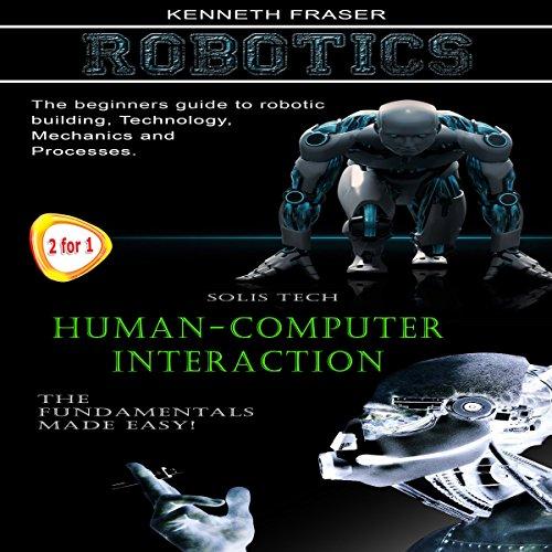 Robotics & Human-Computer Interaction audiobook cover art