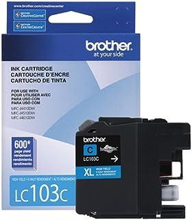 Brother MFC-J4510DW 3-Color Ink Combo Pack (OEM) 600 Pages Ea.