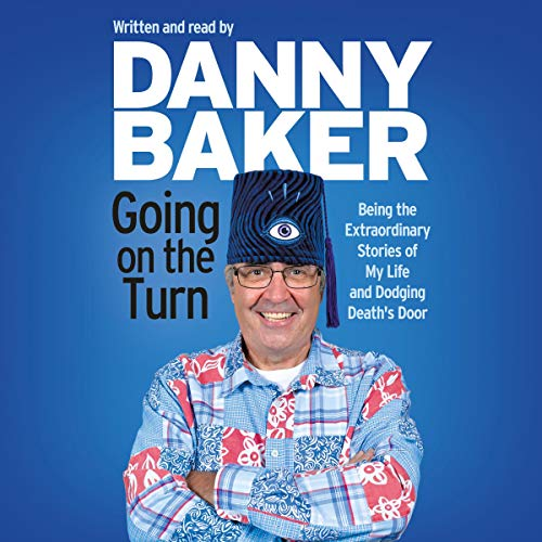Going on the Turn audiobook cover art