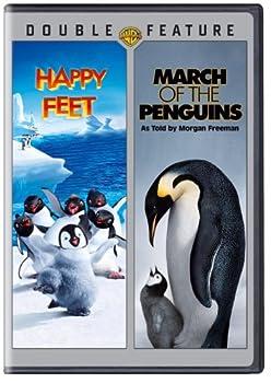Happy Feet&Mar Pengns 2Pk