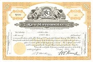 Reo Motors, Inc