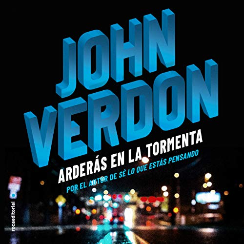 Arderás en la tormenta [You Will Burn in the Storm] cover art