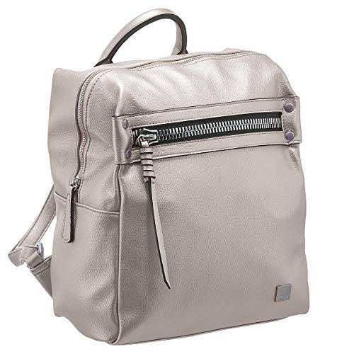 Titan Spotlight Zip Backpack 30 cm Pearl