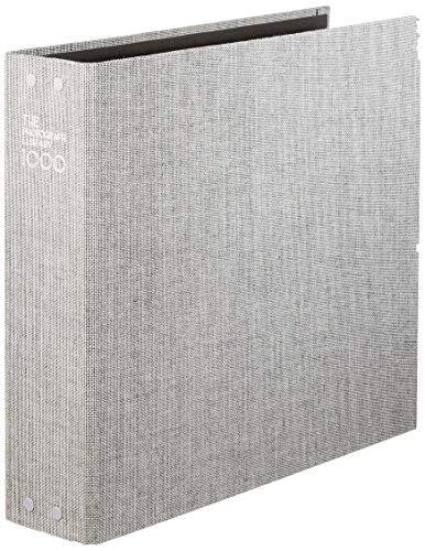 スージーラボ フォトアルバム 1000枚アルバム グレー AL-TPL1000-GR