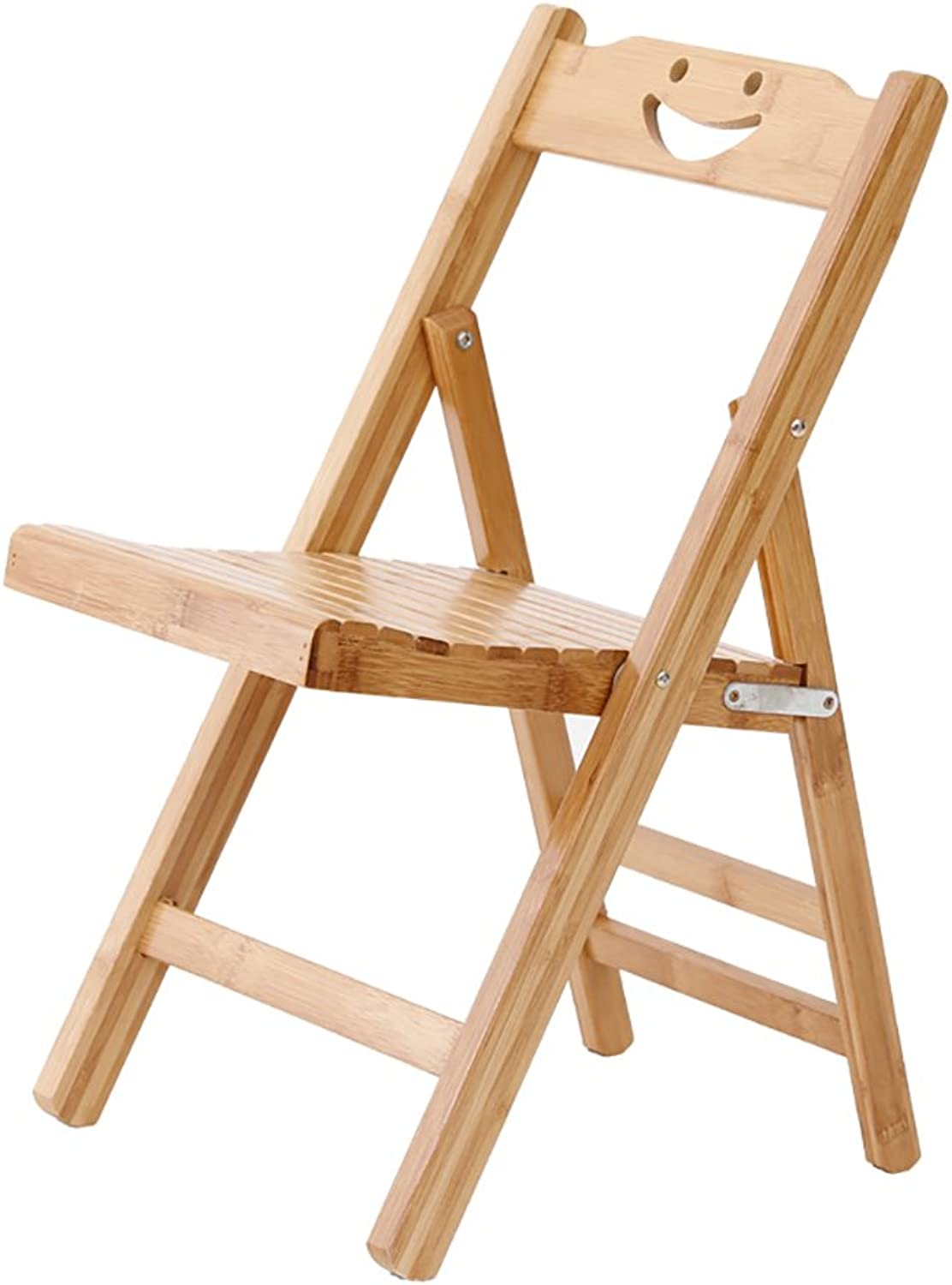 LXJYMX Bamboo Folding Chair, Portable Stool Fishing Chair, Folding Chair, Leisure Office Chair. Climbing Ladder